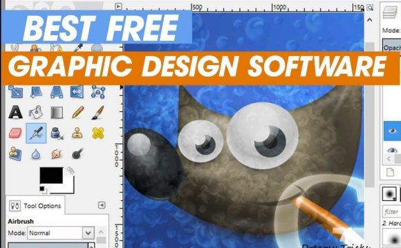 Best free graphic design
