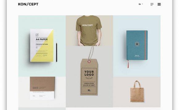 Koncept minimal portfolio