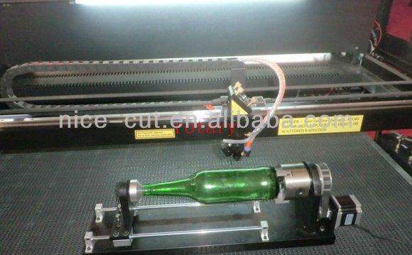 NC-E4060 mini laser engraving