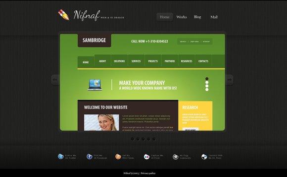 Simple Web Design Portfolio