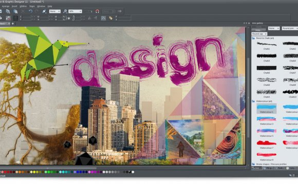 Download Graphics design software