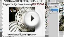 Graphic Design Courses Online UK