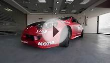 iLoveQatar Race Car Graphics Time-Lapse - Qatar Challenge
