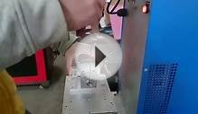 Jewelry laser engraving machine ring marking machine.mp4