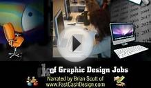 The Outlook on Graphic Design Jobs